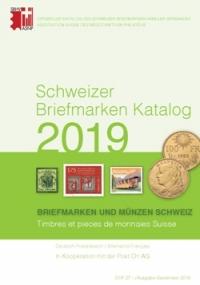 Schweizer Briefmarken Katalog 2019